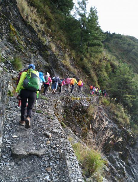 20171201和信登山隊_登山隊提供
