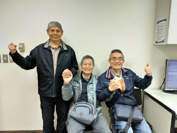 林賢門與同學們